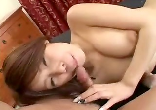 pretty busty japanese milfs muff creampied