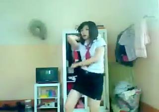 thai hot laughable dance