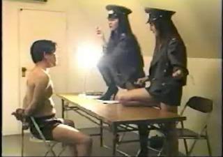 japanese police - femdom clips - my femdom clips